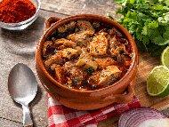 Рецепта Менудо - Мексиканска шкембе чорба с телешки джолан
